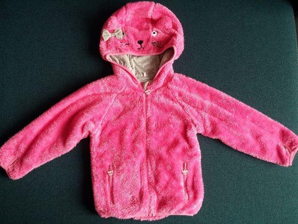 jak nowa Smyk kotek kurtka wiosenna dla dziewczynki rozm. 92