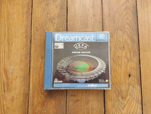 JOGO SEGA DREAMCAST - UEFA Dream Soccer   Modem Dream key
