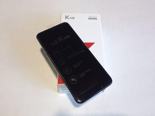 LG K41s Black Sklep Irydium