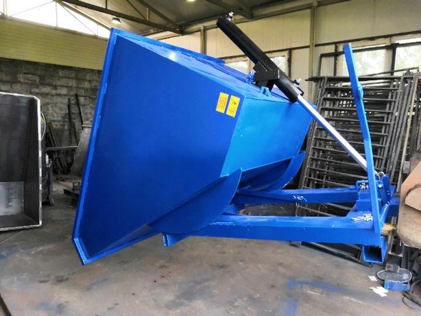 Kontener Hydrauliczny łyżka 1,5m3 Szufla do wózka widłowego