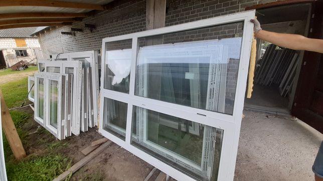 Okno używane tarasowe 213×171