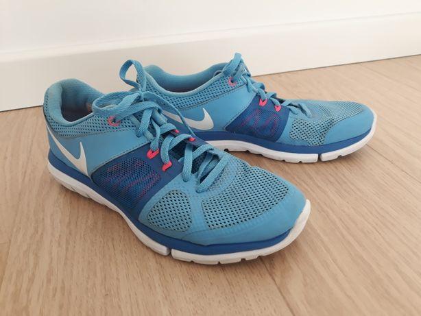 Adidasy Nike sportowe damskie, rozm. 40, 25,5 cm, do biegania,