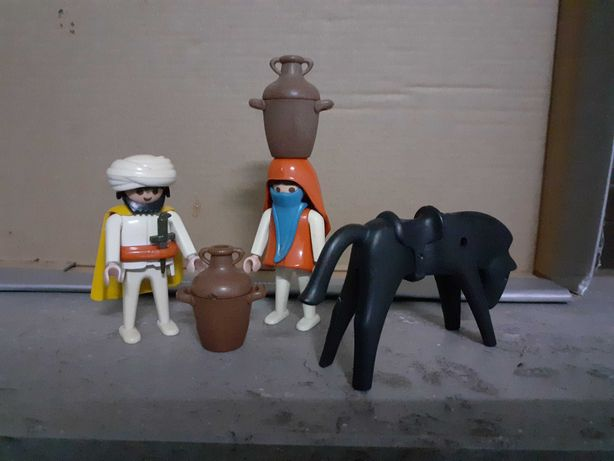 Playmobil arabes