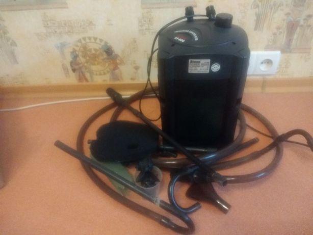 Фильтр для аквариума. Наружный фильтр Atman CF 600. Внешний фильтр