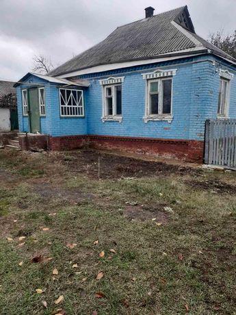 Дом в Манченках (Санжарах)
