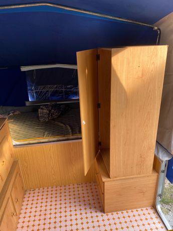 Auto tenda 3 quartos