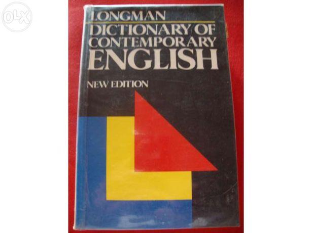 """Longman Dictionary Of Contemporary English"""