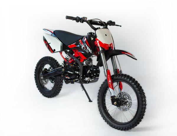 CROSS diabolini agb 37 125cc 14/17 nowy model