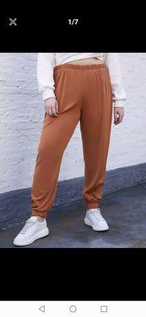 Luźne spodnie 1XL