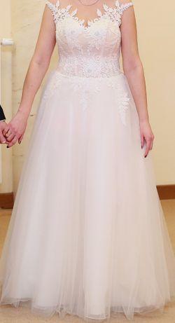 Suknia ślubna ENZO Pilar