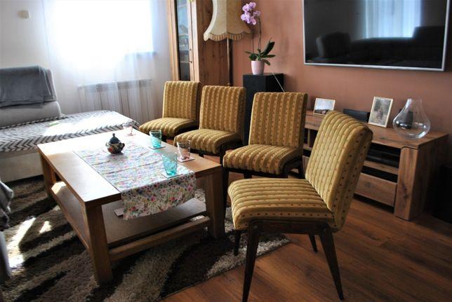 OKAZJA !! Krzesła PRL Kultowe krzesła AGA PRL- Vintage AGA Chierowsk