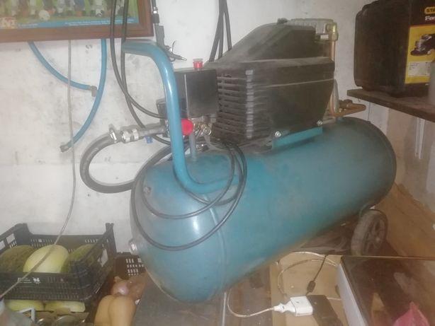 Compressor de ar usados.