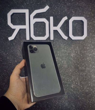 NEW IPhone 11 Pro 64/256 midnight green, silver, space gray в Ябкo