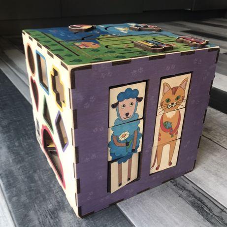 Развивающая игрушка Quokka (есть коробка)