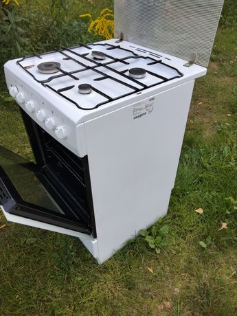 Kuchenka Amica 60 cm gazowo elektryczna
