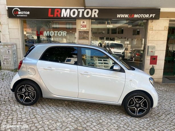 Smart ForFour 1.0 Proxy 71