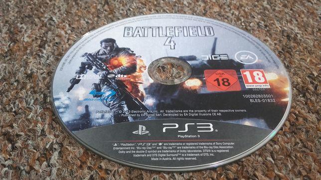 Gra Battlefield 4 IV Płyta Konsola PS3 Gra Akcji Niszczenie Otoczenia