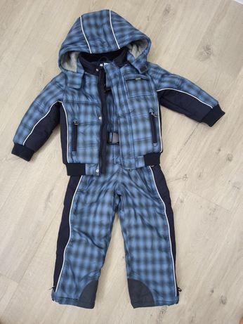 Зимние куртка и штаны для мальчика Chicco