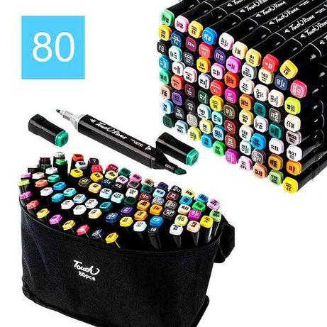 Набор скетч маркеров для рисования Touch Sketch фломасетры,маркеры