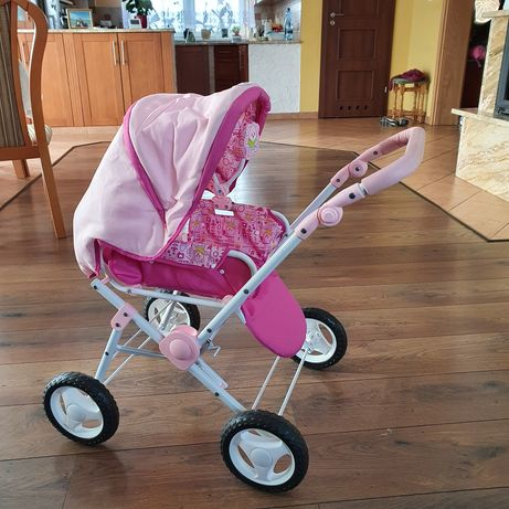 Baby born wózek super stan