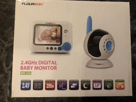 Monitor à distancia para Bebés, com 2 vias de comunicação e música