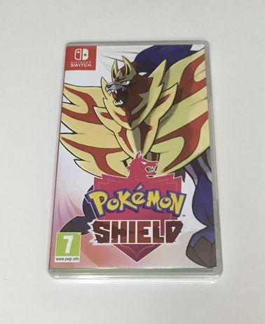 Pokémon Shield Nintendo Switch completo CIB
