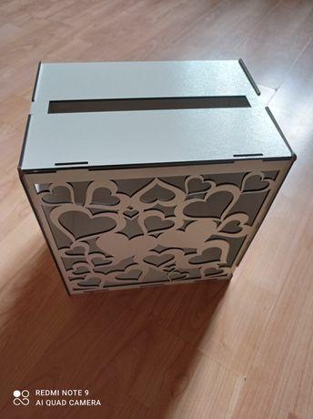 Pudełko, skrzynka na koperty