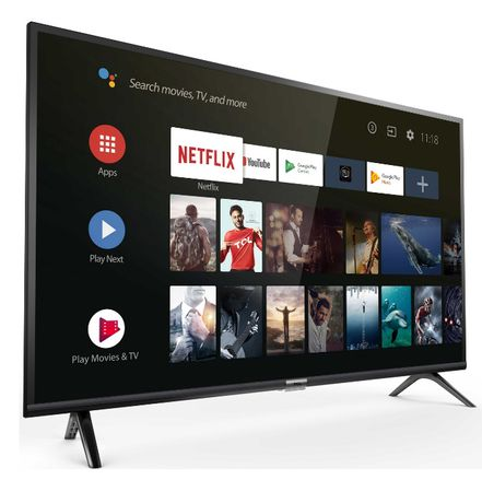 Телевизор TCL 40ES560 (Android TV)