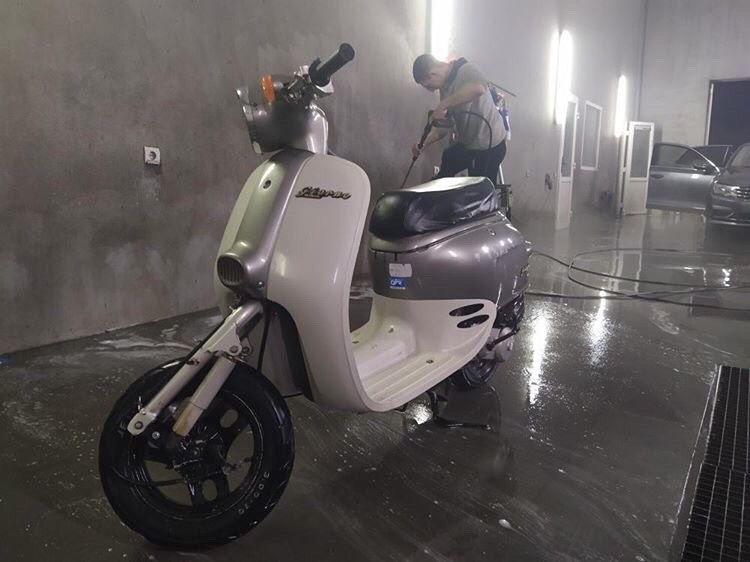 Продам скутер Honda Giorno Ківерці - зображення 1