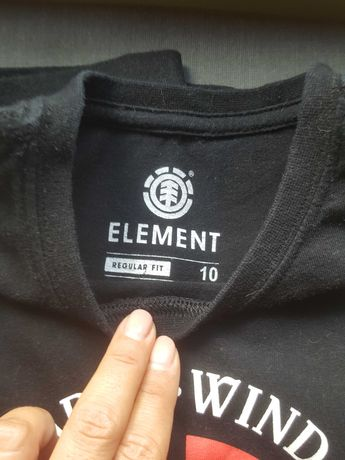 T-shirt da Element menino