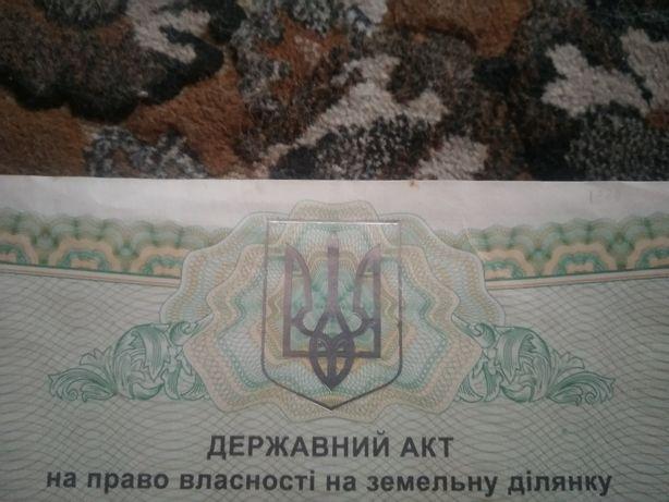 Пай с.Топило.Днепропетровской обл.Томаковского р/н.