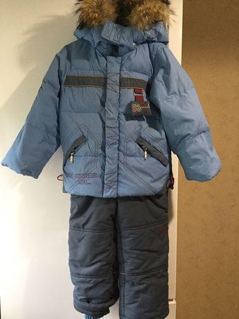 Зимний костюм / комбинезон Kiko (98см)