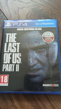 The last of US Part II polska wersja