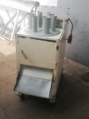 Máquina de cortar tostas