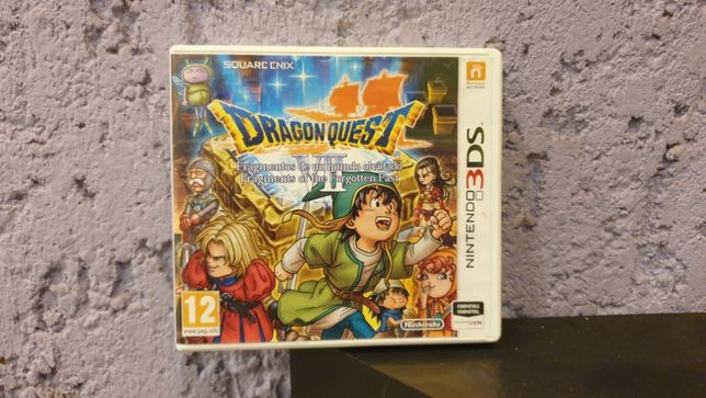 Dragon Quest VII / Nintendo 3DS / Fragments of the Forgotten Past