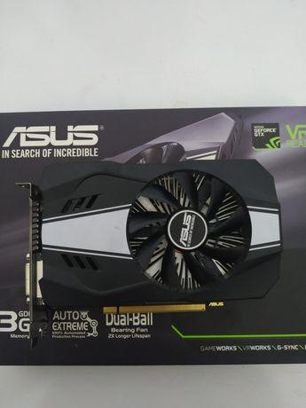 Видеокарта Asus Geforce GTX 1060 3gb