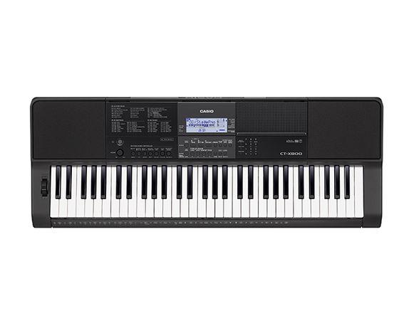 Casio CT-X800 - keyboard