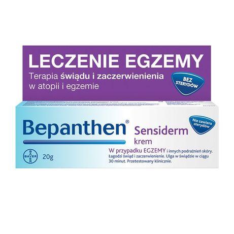 Bepanthen Sensiderm, krem, 20 g