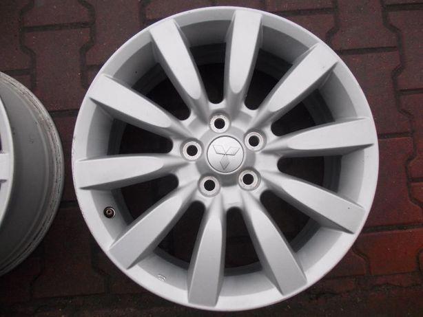 felgi aluminiowe oryginał 18'' mitsubishi outlander asx 5x114,3