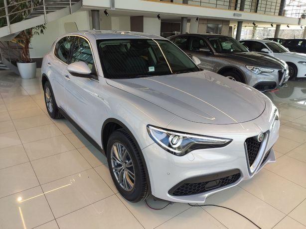 Alfa Romeo Stelvio 200 л.с.