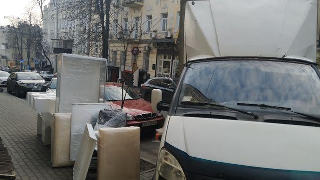 Грузоперевозки, переезды, грузчики, Киев Газель, Бус, межгород