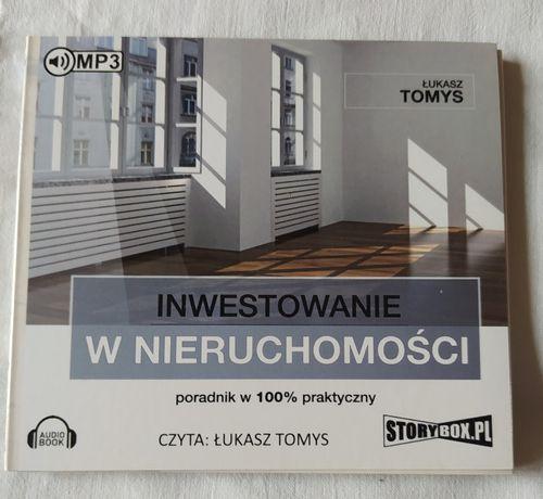 Inwestowanie w nieruchomości, Łukasz Tomys, Audiobook