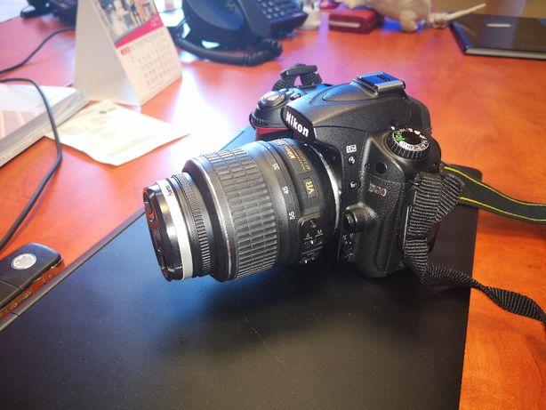 Nikon d90 x lustrzanka stan jak nowy