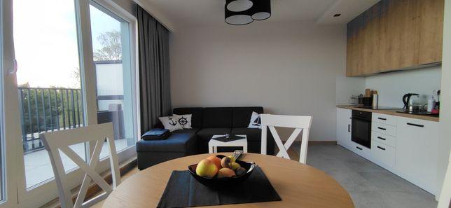 Ahoj Apartament - przytulny apartament w Jastrzębiej Górze nad morzem