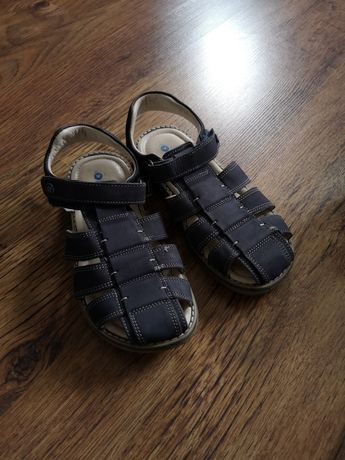 Sandały Lasocki skóra idealne r. 33