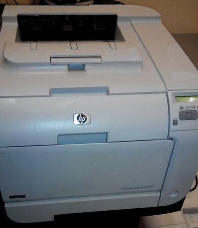 Цветной лазерный, кольоровий лазерний принтер HP ColorLaserJet CP2025n