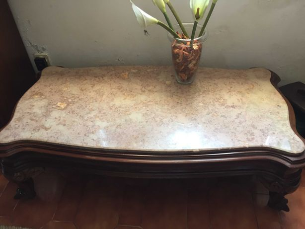 Mesa, mármore, para Sala de Estar