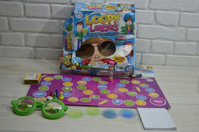 Игра loopy lenses волнистые линзы очкарик челендж