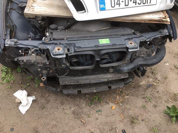 Pas przedni BMW e39