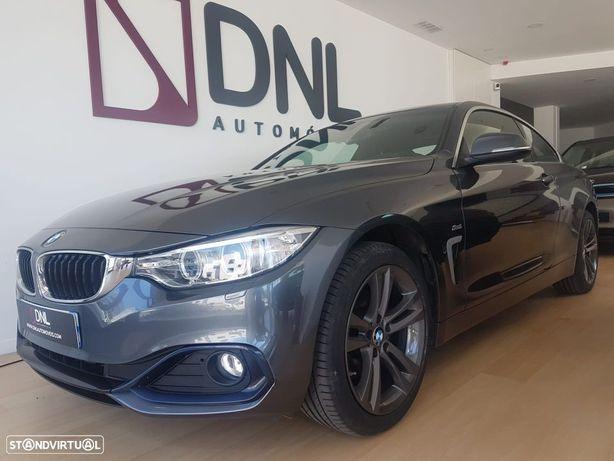 BMW 420 d xDrive Line Sport